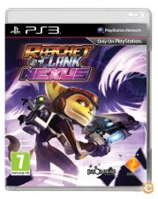 Ratchet and Clank Nexus - NOVO Playstation 3