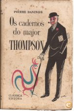 Os Cadernos do Major Thompson:Descoberta da França...(1955)