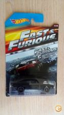 2015 HOT WHEELS -  FAST FURIOUS - 70 DODGE CHARGER R/T