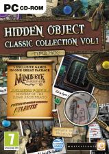 Hidden Object Classic Collection Vol. 1 Triple Pack PC