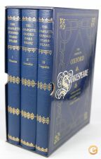 Complete Oxford SHAKESPEARE 3 Volumes