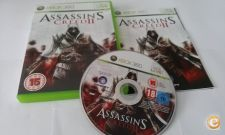 Assassins Creed II - Como novo - XBOX 360