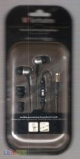 VERBATIM SOUND ISOLATING EARPHONES PRETO MOD 41826