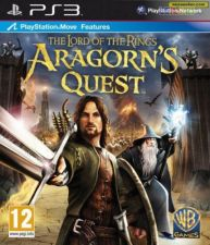 Aragorn's Quest para ps3 move playstation 3 como novo