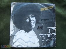 "ROBERTA FLACK-KILLING ME SOFTLY WITH HIS SONG-SINGLE 7""-45"