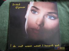 Sinéad O`Connor-I Do Not Want What I Haven`t Got-LP 33 RPM