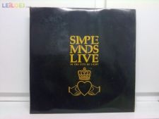 SIMPLE MINDS - IN THE CITY OF LIGHT   2 ALBUM