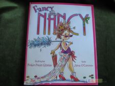 Fancy Nancy-Robin Preiss Glasser e Jane O`Connor-Capa Dura