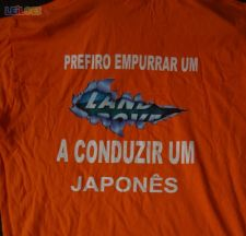 T-shirt LAND ROVER - L