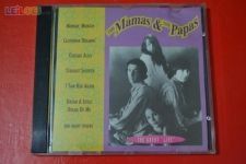 CD The Mamas E The Papas The Great Live 1996
