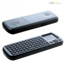 MINI TECLADO WIRELESS TOUCH TOUCHPAD PORTATIL NOVOS