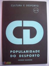 Populariedade do Desporto - G. Magnane