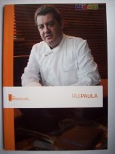 Os Menus do Chef Rui Paula