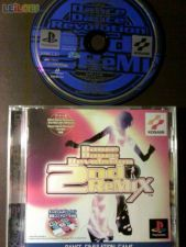 DANCE DANCE REVOLUTION 2nd REMIX PS1 JAP COMPLETO