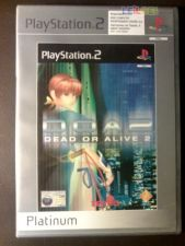 DEAD OR ALIVE 2 II PS2 COMPLETO