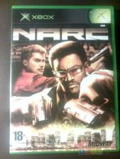 NARC XBOX xr COMPLETO