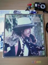 BOB DYLAN Desire 1975 LP Edit USA