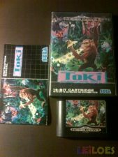 TOKI Going Ape Spit md COMPLETO