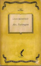 Mrs. Parkington - Louis Bromfield (1944)