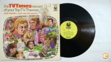 JACK PARNELL & ORCHT. Top Tv Themes Vinil lp