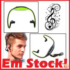 Auscultadores Phones Headphones desportivos Bluetooth s fios