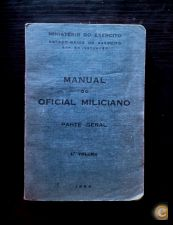 Manual do Oficial Miliciano - Parte Geral (1.º vol.)