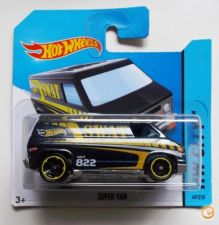 Hot Wheels 2014 - 049. Super Van