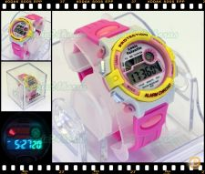 Rel. desportivo Digital Louis Valentin estilo casio G-shock