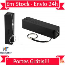 L125 BATERIA EXTERNA - POWER BANK 2600 mAh Bateria Portatil