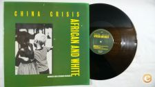 """CHINA CRISIS African And White 12"""" Maxi"""