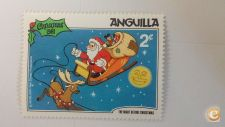 ANGUILLA - SCOTT 454   ( DISNEY )