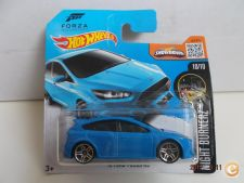 2016 Hot Wheels   090. 2016 Ford Focus RS
