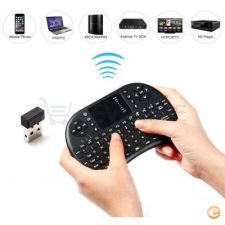 Mini Teclado com Rato para Smart Tv  Android Box  Xbox  Play
