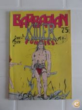 Barbarian Killer Funnies nº1