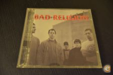 CD BAD RELIGION STRANGER THAN FICTION 1994