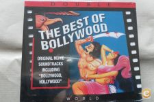 2CD com músicas da India *The Best of Bollywood* Novo&selado