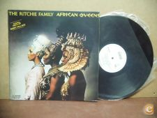 The Ritchie Family - African Queens (Imavox 1977 LP)