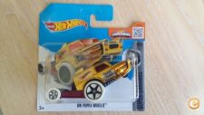 2016 HOT WHEELS - HW POPPA WHEELIE      *NOVO*