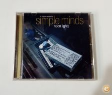 Simple Minds - Neon Lights (CD, 2001)