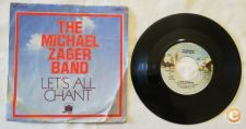 The Michael Zager Band – Let's All Chant - Single