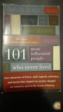 Livro The 101 Most Influential People Who Never Lived