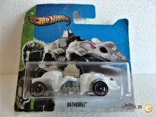 2013 Hot Wheels    054-2. Ratmobile