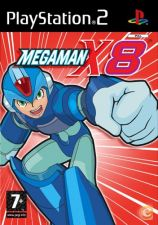 Megaman X8 - NOVO Playstation 2