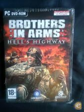 Brothers in Arms: Hell's Highway Jogo PC DVD (Novo e Selado)