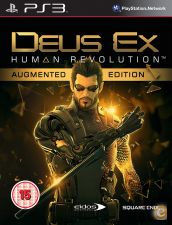 Deus Ex Human Revolution Augmented Edition - NOVO Ps3