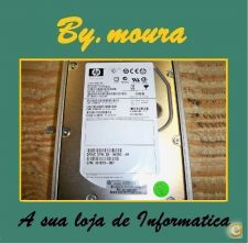 Disco Servidor BF0728B26A  HP 72,8 GB ULTRA320 SCSI 15K RPM
