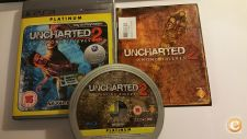 Uncharted 2 - Among Thieves   - PS3