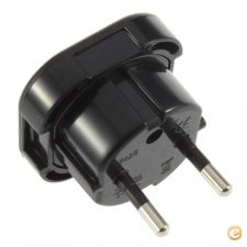 Adaptador de corrente UK/EU