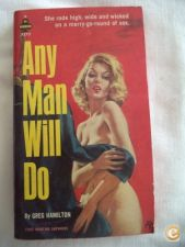 Any man will do - Greg Hamilton