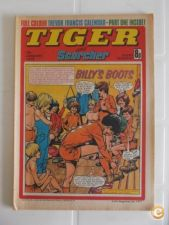 Tiger and Speed - 7 January 1978